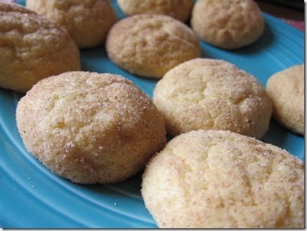snickerdoodle cookies 025