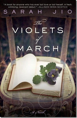 violets of march book