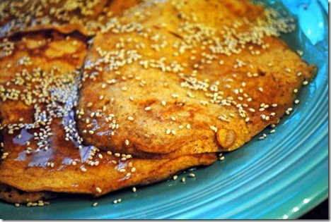 gingerbread pancakes (2)