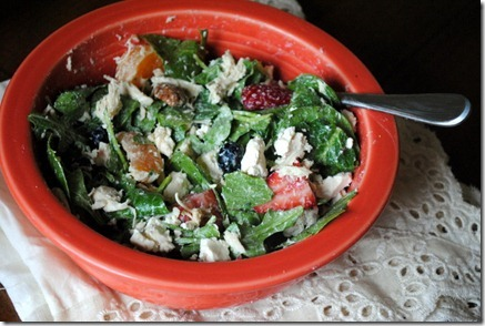 goat cheese salad 024-1