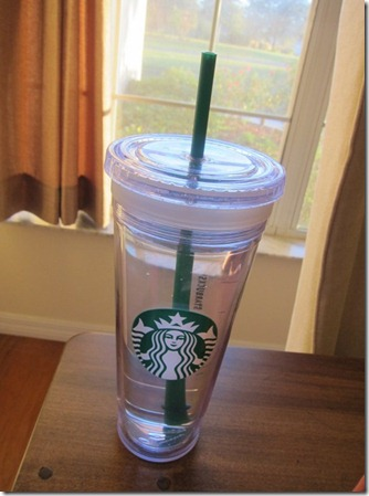 starbucks large cup