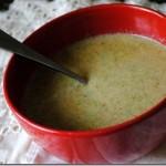 broccoli cheese soup healthy 010