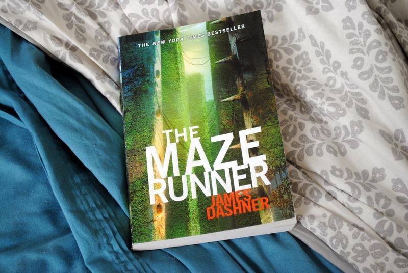 book the maze runner pdf
