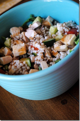 salad chicken barley 007