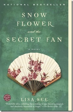 snow flower secret fan