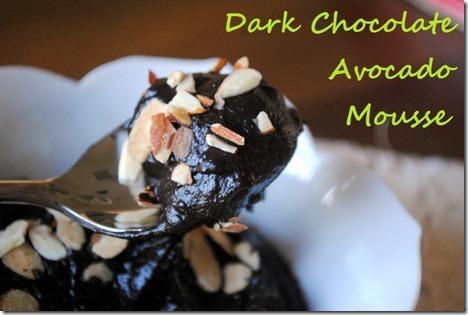 chocolate avocado mousse1