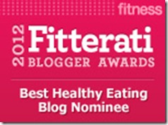 fitness magazine blog awards