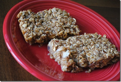 healthy granola bar recipe 003