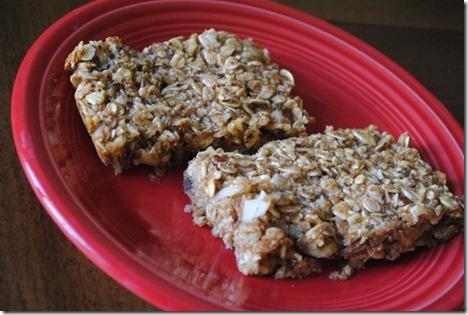 healthy granola bar recipe 003