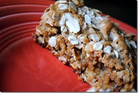 oatmeal date almond bars 029