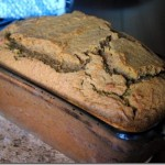 Pumpkin Banana Loaf