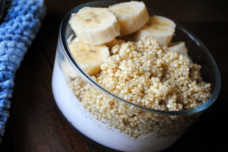 quinoa breakfast recipe 012