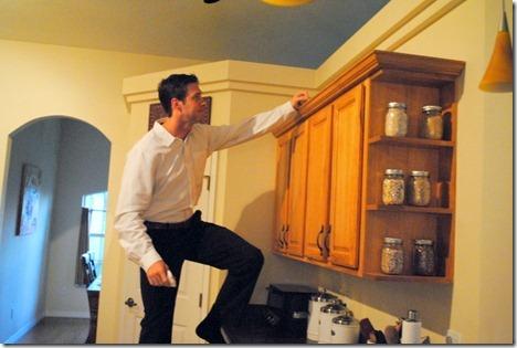 ryan on cabinets