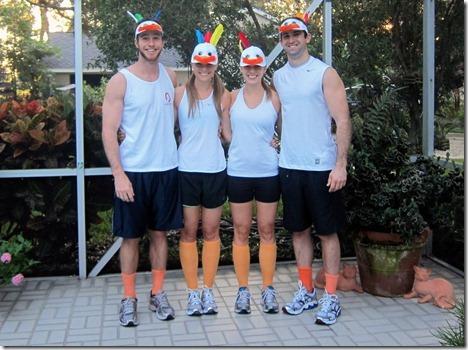 turkey trot costumes