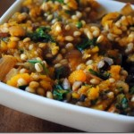 wheat berry risotto 022
