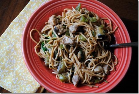 annie chun's peanut sauce noodles 017