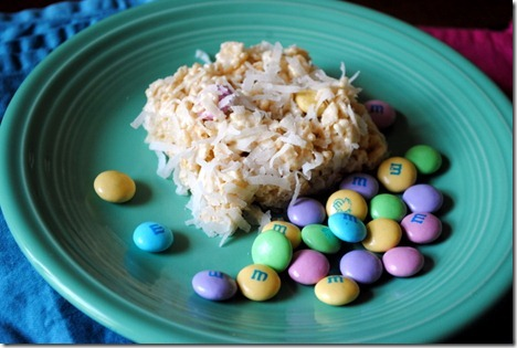easter rice krispie treats 065