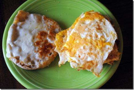 egg muenster cheese