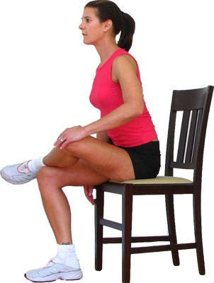 hip stretches  peanut butter fingers