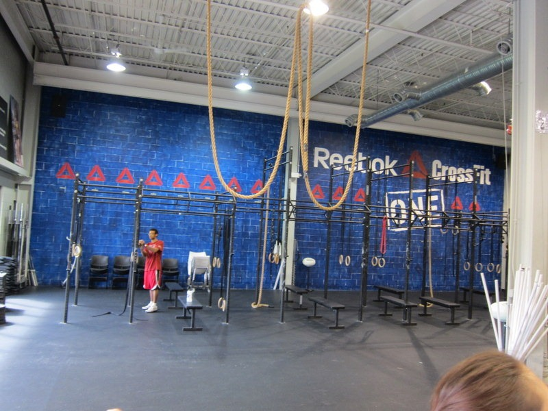 Reebok and FitFluential Blogger Event - Peanut Butter Fingers