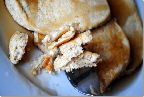 banana protein pancakes 017