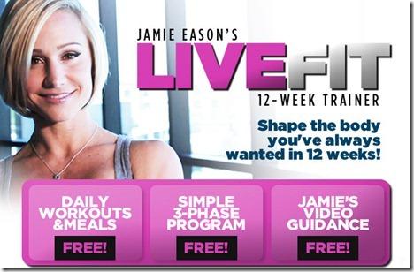 jamie eason's livefit