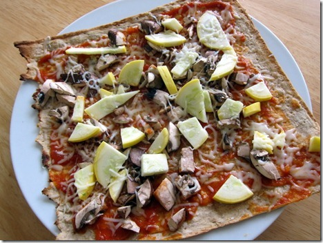 lavash pizza