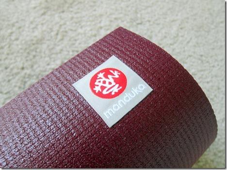 Slippery Yoga Mat Peanut Butter Fingers