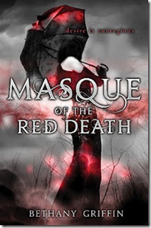 masque of red death by bethany griffin