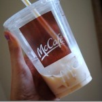 mcdonalds small iced coffee vanilla