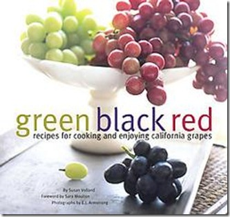 green black red cookbook
