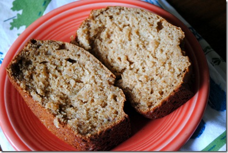 healthy banana bread 006