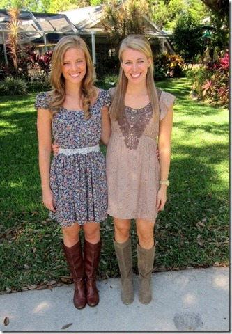 sisters thanksgiving