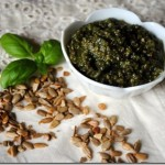 sunflower seed pesto