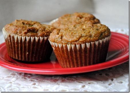 zucchini muffins healthy (2)