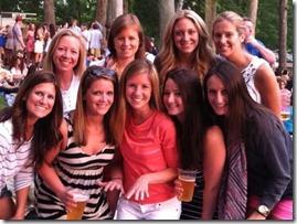 allie baltimore friends