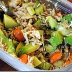 chicken salad pesto