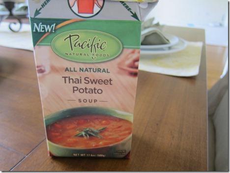 pacific sweet potato thai soup