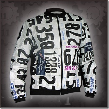 race bib number jacket
