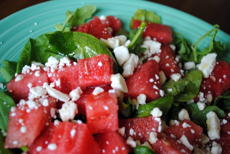 ... feta salad watermelon feta and arugula watermelon arugula feta salad