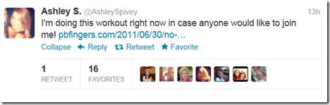 ashley spivey workout