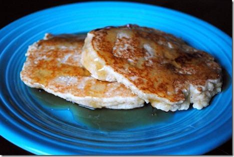 cashew butter pancakes 001