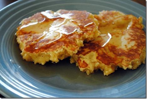 cashew butter pancakes 010