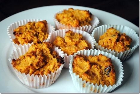 gluten free pumpkin muffins 017