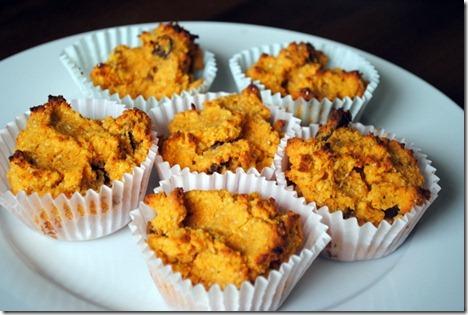 gluten free pumpkin muffins 025