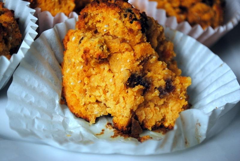 Gluten Free Honey Pumpkin Muffins | Peanut Butter Fingers