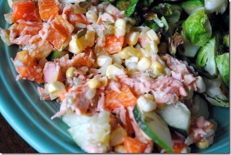 salmon salad 012