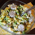 sausage avocado egg 001