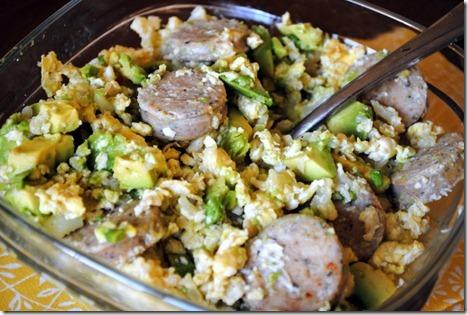 sausage avocado egg 004