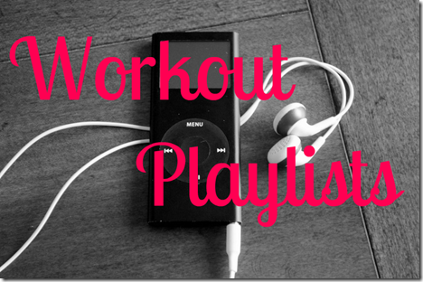 workout playlists